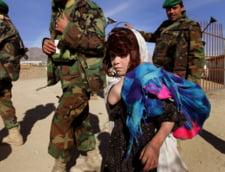 Cum a incercat o fata de opt ani sa comita un atentat sinucigas