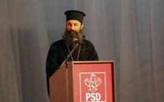 """Cum a intrat politica in bisericile din Timis. Preasfintitul Paisie, """"apostol"""" al PSD. Preafericitul, cetatean de onoare al judetului"""