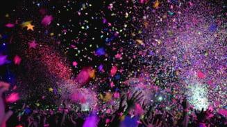 Cum a obtinut daune morale un tanar ranit la ochi, intr-un club din Oradea, de un lansator de confetti
