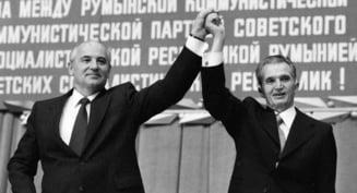 """Cum a organizat fosta Securitate venirea la Bucuresti, in 1989, a """"Fratelui de la Rasarit"""", Mihail Gorbaciov"""