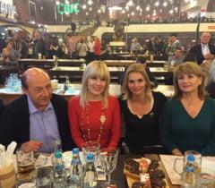 Cum a petrecut Basescu la berarie dupa ce a plecat de la Cotroceni (Galerie foto)