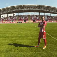 Cum a primit Albu de la Arad vestea convocarii la echipa nationala