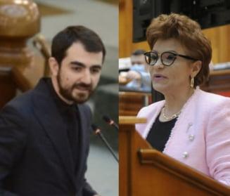 """Cum a primit o deputata PSD ajutor de stat de la Ministerul Economiei. """"Urla in comisiile reunite ca omoram exporturile"""""""