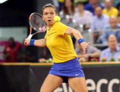 Cum a raspuns Simona Halep la propunerea lui Ilie Nastase de a nu mai reprezenta Romania in circuitul WTA