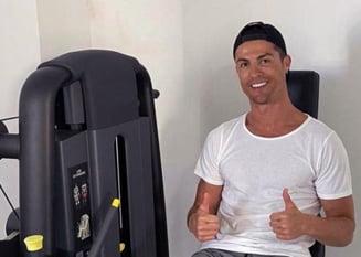 Cum a reactionat Cristiano Ronaldo cand a aflat ca Juventus vrea sa-i micsoreze salariul