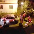 Cum a reușit un tânăr de 18 ani să lovească trei mașini într-o parcare din Huși