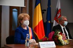 Cum a reusit urmasa lui Iohannis la Sibiu sa ocupe fotoliul de primar. Motivarea instantei care a transat cazul lui Astrid Fodor