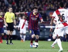 """Cum a umilit Messi """"tripleta"""" de vis a Realului"""