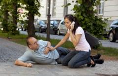 Cum acorzi primul ajutor in caz de infarct