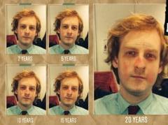 Cum ai arata dupa 20 de ani de alcoolism - Vezi cum ti se transforma chipul
