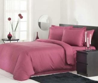 Cum alegi o lenjerie de pat pentru un plus de confort în dormitor