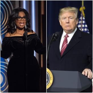 Cum ar putea Oprah Winfrey sa il bata pe Donald Trump la propriul sau joc