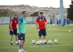 Cum ar putea arata echipa nationala a Romaniei in partida cu Malta. Ce schimbari pregateste Cosmin Contra