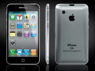 Cum ar putea arata noul iPhone 5? (Galerie foto)