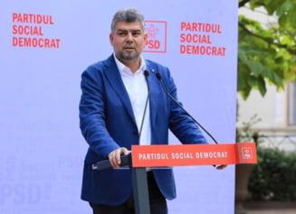 """Cum ar vrea Marcel Ciolacu sa arate PSD: """"Imi doresc acel echilibru, bun simt si acea intoarcere la oameni pe care a avut-o Ion Iliescu, dar si organizarea de pe vremea lui Liviu Dragnea"""""""