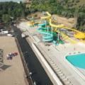 Cum arată cel mai mare parc acvatic de la malul Dunării. Complexul cu plajă și nisip se deschide în weekend VIDEO