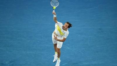 Cum arată clasamentul ATP după victoria rusului Medvedev la US Open și pe ce poziții se află jucătorii români
