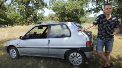 """Cum arată mașina electrică de 3.000 de euro fabricată în 1995: """"La vremea ei nimeni nu își făcea griji pentru poluare"""" VIDEO,"""