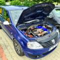 Cum arată o Dacia Logan cu motor de 457 cai putere. Mașina a fost scoasă la vânzare VIDEO