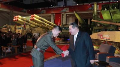 Cum arată rachetele super-avansate cu care s-a dotat Coreea de Nord VIDEO