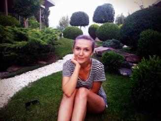 Cum arata Adela Popescu la 14 ani