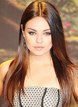 Cum arata Mila Kunis, cea mai sexy femeie din lume, fara machiaj