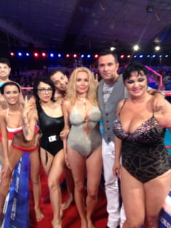 Cum arata Ozana Barabancea, Dana Savuica sau Daniela Crudu in costum de baie