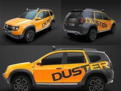 Cum arata Renault Duster Detour Concept, bazata pe un facelift al modelului Dacia