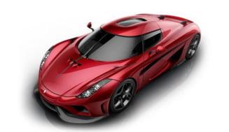 Cum arata cea mai puternica masina de serie din istorie: Costa 3 milioane de euro
