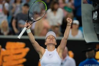 Cum arata culoarul Simonei Halep la Australian Open dupa ultimele rezultate
