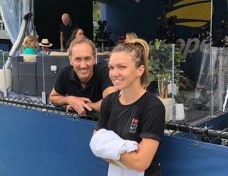 Cum arata culoarul Simonei Halep la US Open dupa surprizele din prima runda