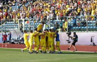 Cum arata echipa ideala de la EURO U21 - ce romani au fost inclusi