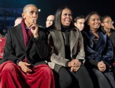 Cum arata felicitarea de Craciun a familiei Obama, care a intristat toti americanii (Foto)