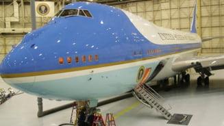 Cum arata la interior noul Air Force One, aeronava prezidentiala a SUA