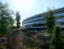 Cum arata noul campus al Apple, de 5 miliarde de dolari (Video)