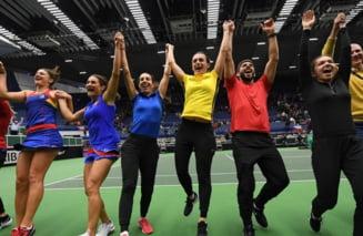 Cum arata noul clasament mondial din Fed Cup: Romania face un salt impresionant dupa calificarea in semifinale