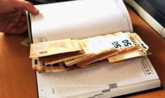Cum arata o spaga de 1.000 de euro refuzata de un politist de frontiera