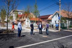 Cum arata prima strada smart din Romania (Foto)