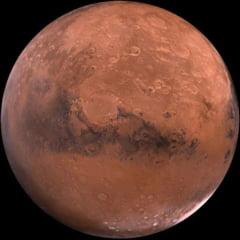 Cum arata rasaritul soarelui pe Marte (Foto)