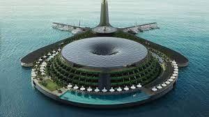 Cum arata si unde va functiona hotelul rotativ de peste un miliard de dolari VIDEO