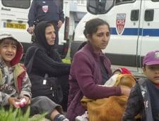 Cum au ajuns 100 de rromi plecati in Franta sa doarma in Bursa locurilor de munca