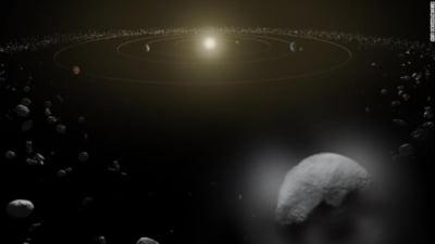 Cum au ajuns meteoritii pe pamant dupa o calatorie de 22 de milioane de ani. Explicatiile specialistilor