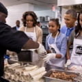 Cum au crescut fetele lui Barack Obama de cand au venit la Casa Alba (Galerie foto)
