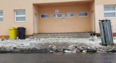 Cum au explicat drumarii mizeria din refugiile Autostrazii Deva - Orastie