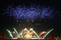 Cum au intrat locuitorii din Sydney in noul an: Foc de artificii spectaculos (Video)