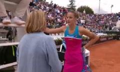 Cum au reactionat jucatoarele din top 10 WTA dupa scandalul provocat de Karolina Pliskova la Roma