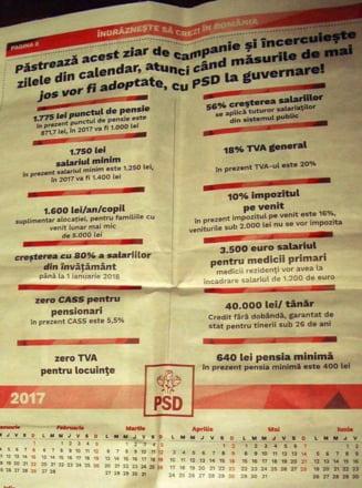 Cum au respectat PSD si ALDE programul de guvernare care i-a adus la putere? Iata doar 10 exemple de promisiuni pe care nu si le-au tinut