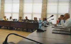 Cum au salvat consilierii judeteni liberali un proiect al primarului PSD de la Rm. Sarat