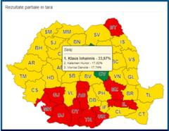 Cum au votat salajenii la alegerile prezidentiale: primii trei clasati in preferintele electoratului