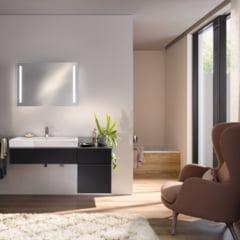 Cum combini eficient obiectele sanitare cu mobila de baie?